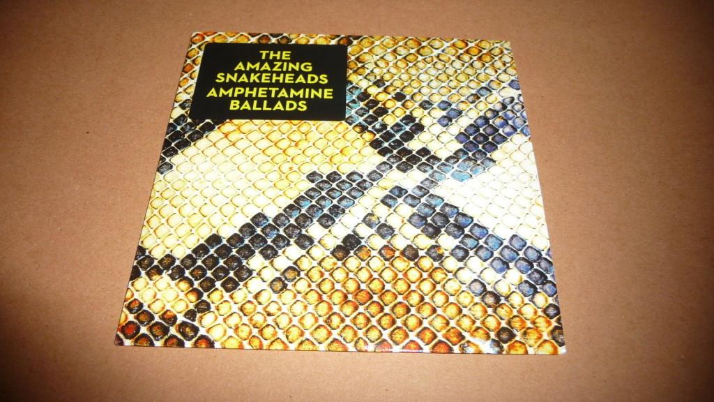Amazing Snakeheads vinyl