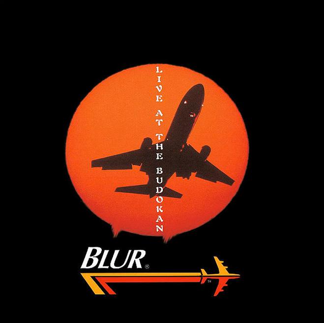 Blur live album