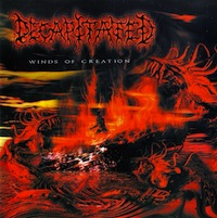 Decapitated Winds of Creation