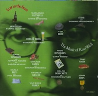 Lost in the Stars Kurt Weill tribute albums
