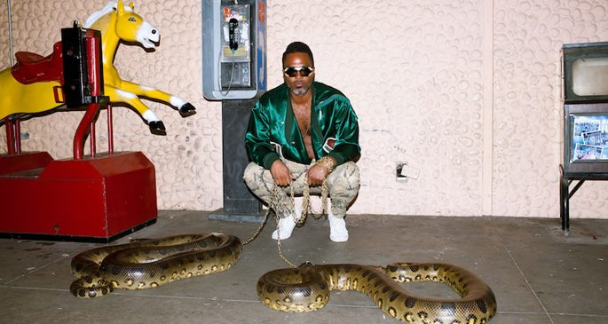 Shabazz Palaces Lese Majesty stream