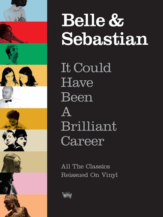 Belle and Sebastian reissues