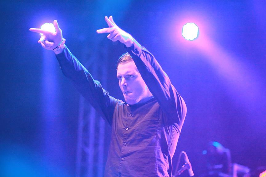 Deafheaven FYF Fest 2014