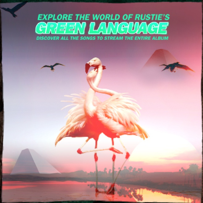 Rustie Green Language video game