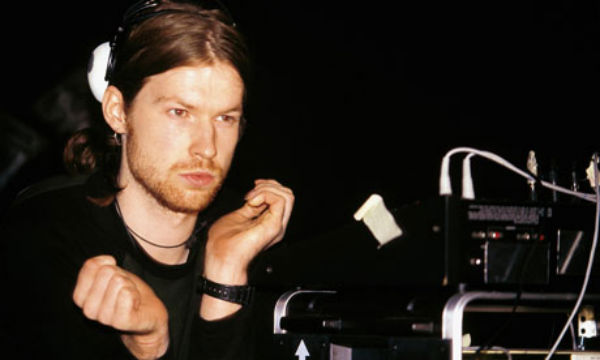 Aphex Twin 1994 electronic music