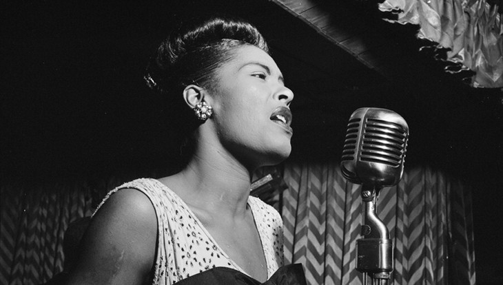 Billie Holiday Baltimore albums