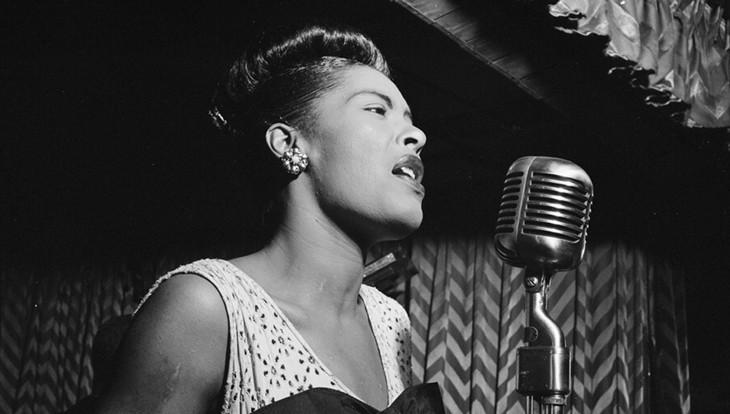 Billie Holiday Baltimore albums