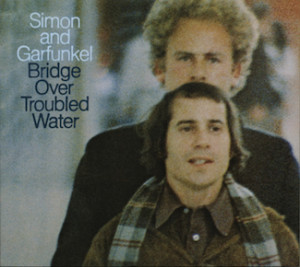 Simon and Garfunkel bridge over troubled water