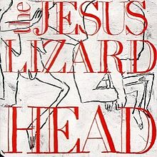The Jesus Lizard Head