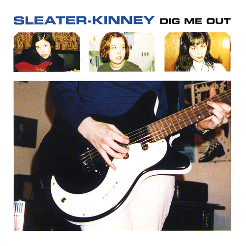 Sleater-Kinney Dig Me Out review