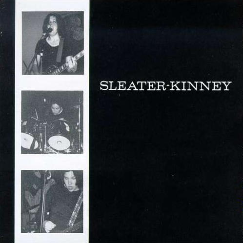 Sleater-kinney discography self-titled