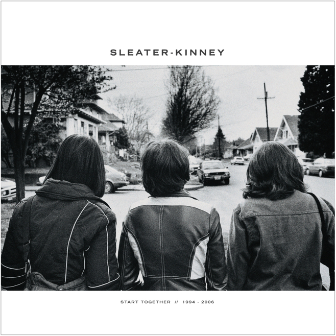 Sleater-Kinney Start Together