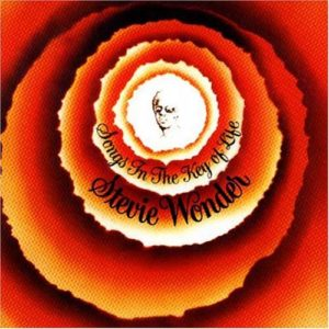Stevie Wonder songs in the key of life tour