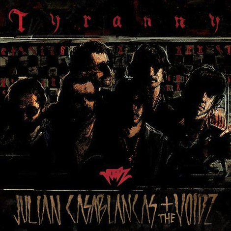 Julian Casablancas and the Voidz Tyranny review