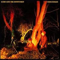 Echo and the Bunnymen Crocodiles