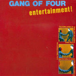 UK post punk Gang of Four Entertainment