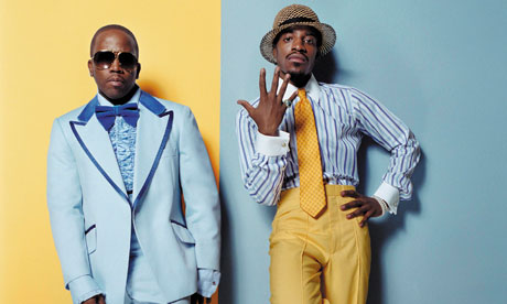 Outkast 2003 best year for music