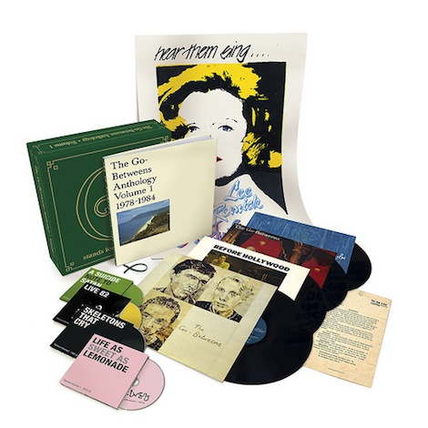 Go Betweens Box set