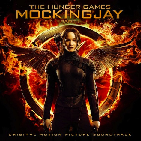 Mockingjay soundtrack
