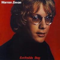 monster songs Warren Zevon Excitable Boy
