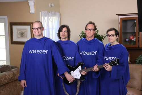 History's Greatest Monsters Weezer Make Believe
