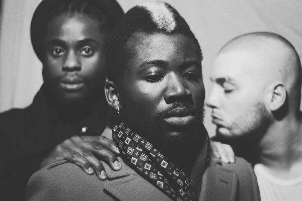Young Fathers Mercury prize 2014 winners