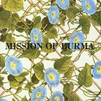 American post punk Mission of Burma Vs