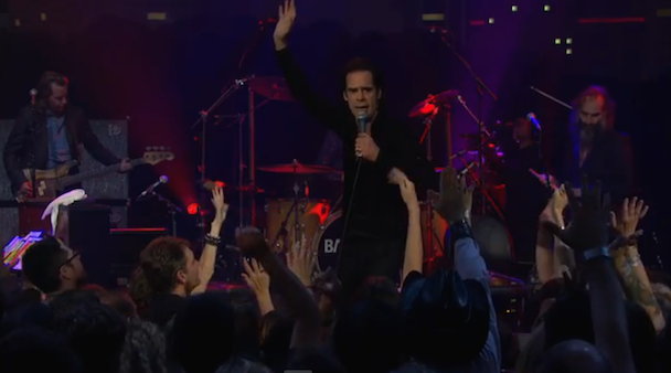 Nick Cave Austin City Limits