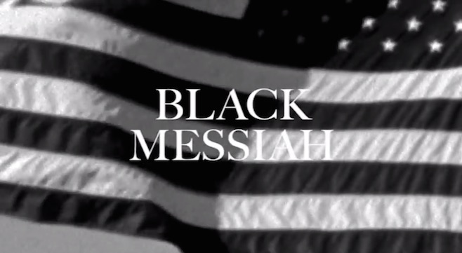 D'angelo new album black messiah