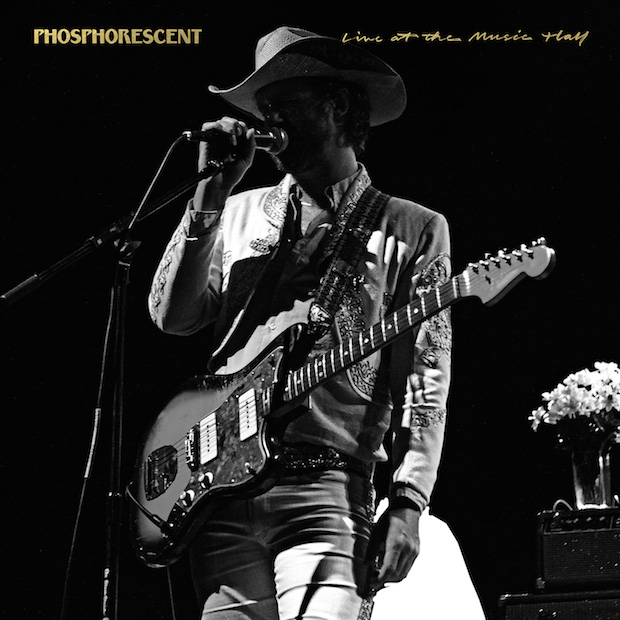 Phosphorescent live album