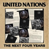 United Nations The Next Four Years Top 10 Punk Albums 2014