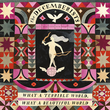 Decemberists Terrible world