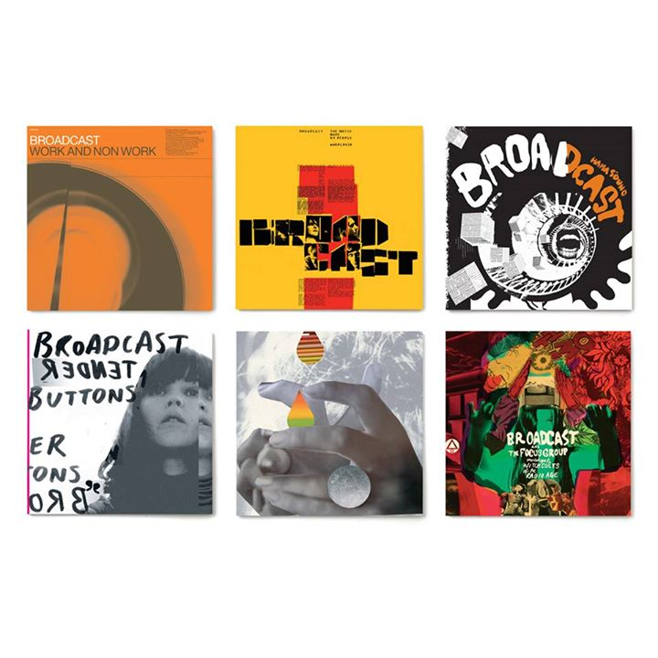 Broadcast Vinyl Reissues Due In March