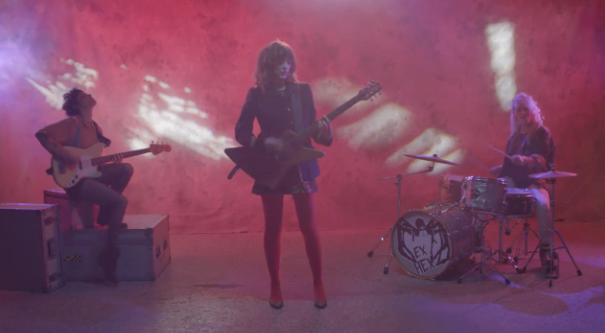 Ex Hex Don't Wanna Lose Your Love video