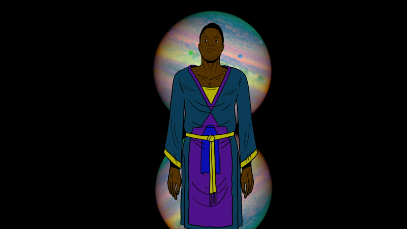 shabazz palaces forerunner foray video