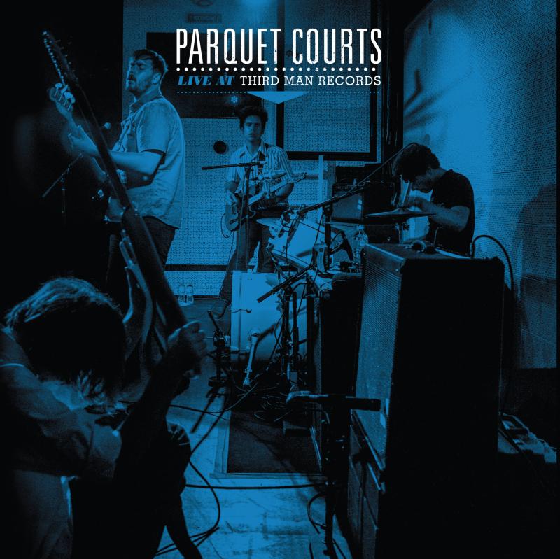 Parquet Courts live album