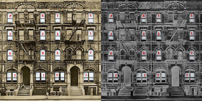 Physical Graffiti reissue