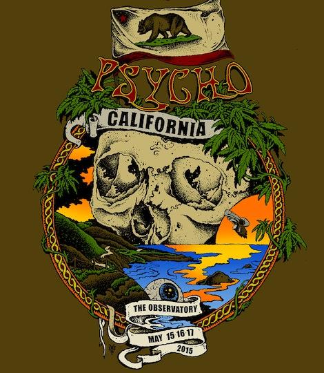 Psycho CA Festival