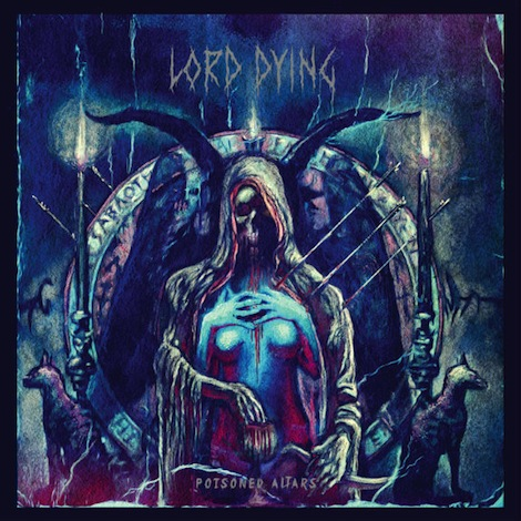 Lord Dying Poisoned Altars