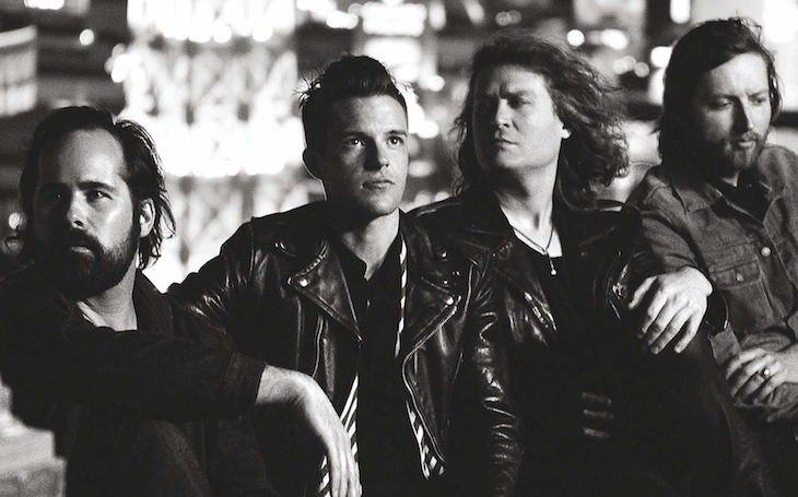 The Killers bands that peaked