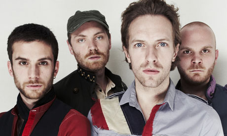 breaking up with the band Coldplay