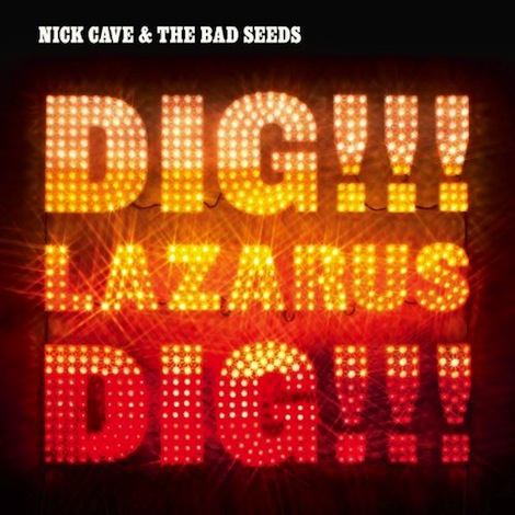 Nick Cave Dig Lazarus Dig review
