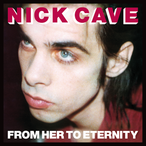 Nick Cave albums Eternity
