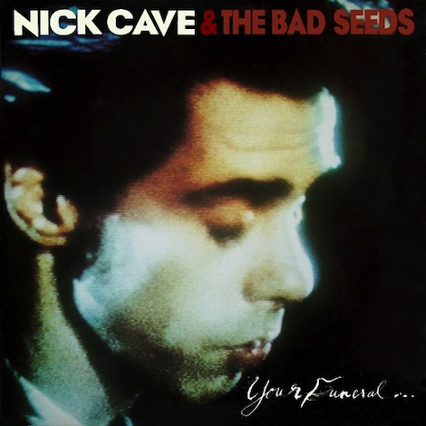 Nick Cave albums Funeral