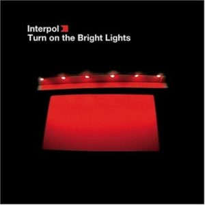 bands that peaked with their debut album Interpol