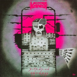 Voivod albums Dimension Hatross