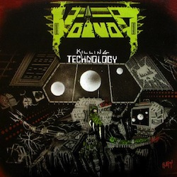 Voivod albums Killing Technology