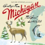 best Sufjan Stevens songs Michigan