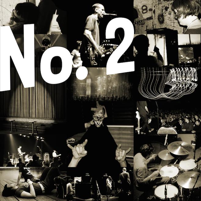 No. 2 No Memory vinyl reissue