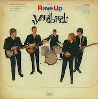 best garage rock albums Yardbirds